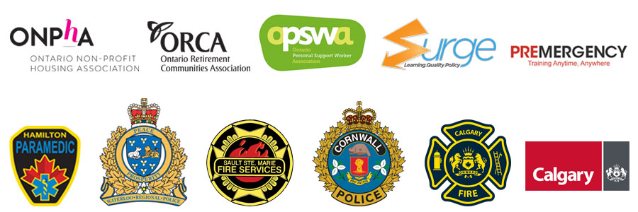 Finding Your Way recognizes these organizations for hosting the Living Safely in the Community online learning modules.