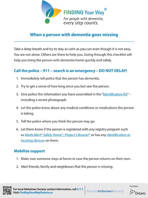 FYW Safety Kit Incident Response Checklist English Jul2016